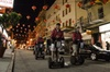San Francisco Electric Tour Company - San Francisco: Night Chinatown and Little Italy Segway Tour