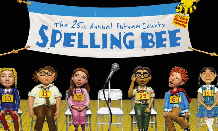 Center Stage Theater - Downtown Fontana: 25th Annual Putnam County Spelling Bee at Center Stage Theater