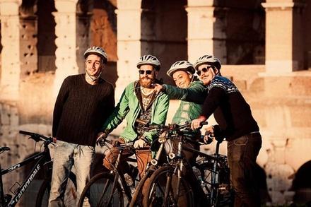 Tour in bici di Roma per piccoli gruppi (con bici elettrica a pedal...