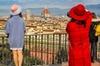 Tour per piccoli gruppi condiviso dal porto di Livorno: Pisa e Firenze