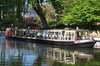 Regents Canal Waterbus boat tour Little Venice to Camden Town