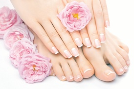 $20 For $40 Toward Any Spa Pedicure at Polish'd Skin and Nail Suite, plus 6.0% Cash Back from Ebates.