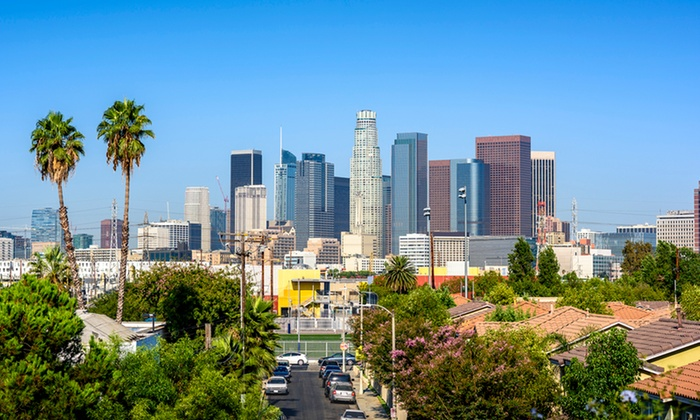 JW Marriott Los Angeles L A  LIVE Parking Deals