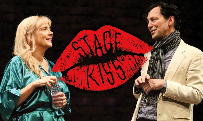 Geffen Playhouse - Gil Cates Theater - Gil Cates Theater at The Geffen Playhouse: Stage Kiss at Geffen Playhouse - Gil Cates Theater