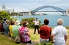 Convicts & Castles: Goat Island Walking Tour Including Sydney Harbo...