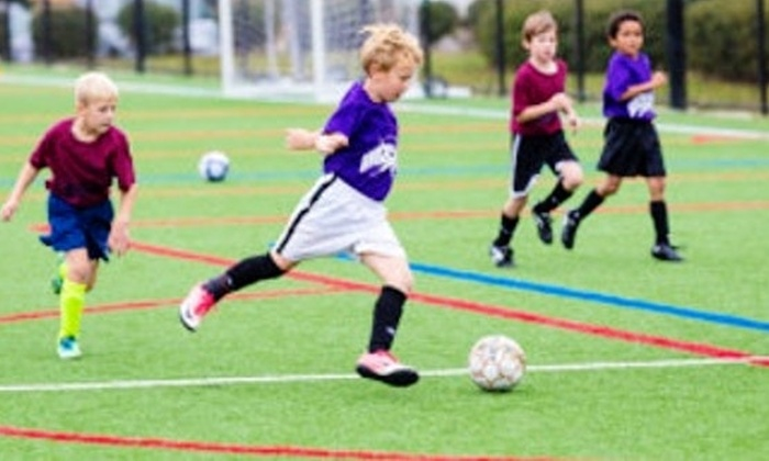Soccer Stars United (Ages 5 to 9)
