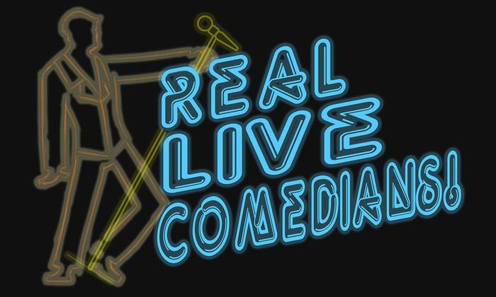 Old Ironsides - Central Sacramento: Real Live Comedians Sacramento Showcase
