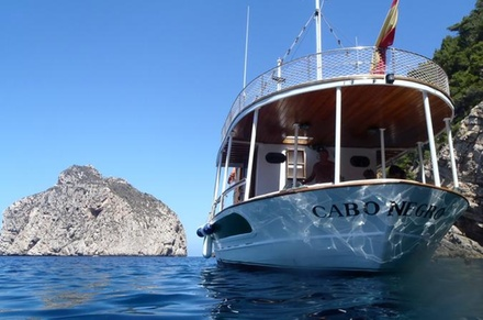 Recorrido en velero tradicional por el norte de Mallorca desde el puerto de Pollensa