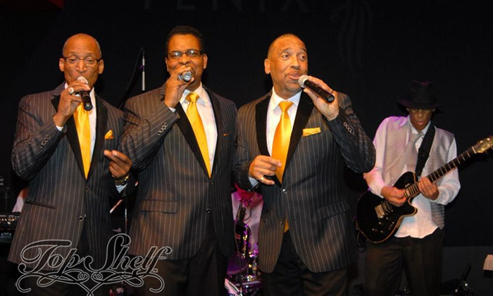 El Campanil Theatre - Brighton Station: From Motown -- With Love Featuring Top Shelf at El Campanil Theatre
