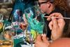 """Paint & Sip - """"Autumn Wine Glasses"""""""