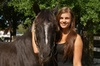 Mustang horse rescue volunteer experience! Full Day
