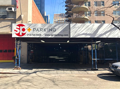 Parking at (SP+) 185 E. 85th St. Garage