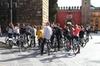 Recorrido en bicicleta bilingüe por la ciudad de Sevilla