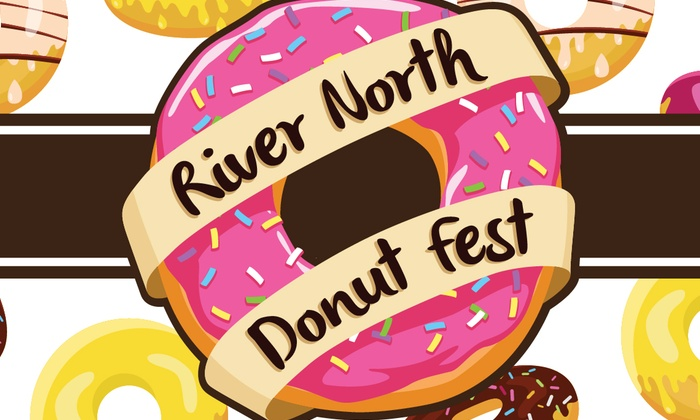Old Crow Smokehouse - River North: River North Donut Fest at Old Crow Smokehouse