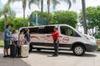 Private Van transfer. Long Beach & San Pedro Cruise Terminals to SN...