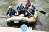 Actividad de rafting y recorrido turístico enológico en Requena