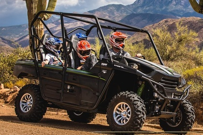 Sonoran Desert Guided UTV Adventure