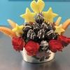 $10 For $20 Worth Of Ice Cream & Fruit Arrangements
