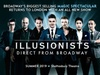 Tickets to see The Illusionists