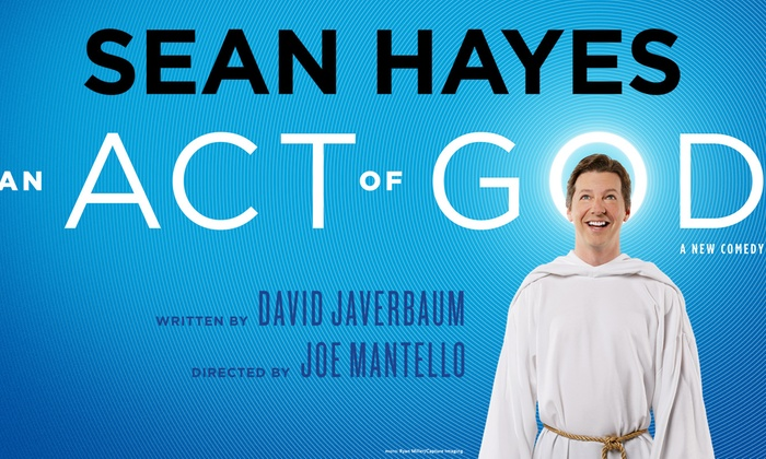 An Act of God at Ahmanson Theatre