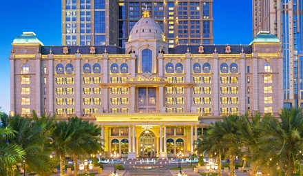 ✈ UNITED ARAB EMIRATES | Dubai Habtoor Palace Dubai 5* Breakfast included