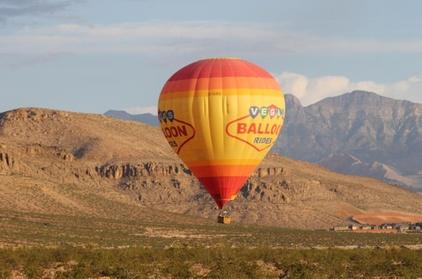 Las Vegas Hot Air Balloon Ride 9490f04b-8a9f-4f32-9d72-51288f5a4178