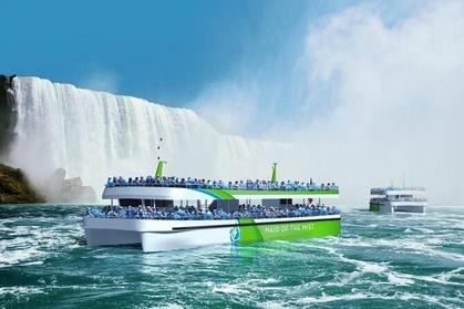 All Niagara Falls USA Side Tour Maid of Mist Boat Ride photo