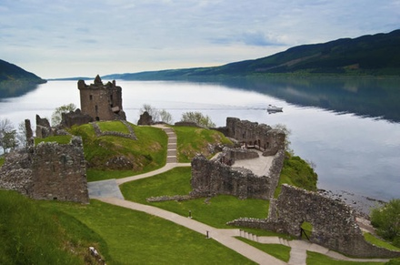 Loch Ness Sightseeing Cruise