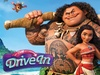 Tickets to see Moana: Drive-In Cinema