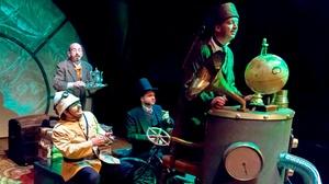 Long Beach Playhouse - MainStage: Around the World in 80 Days at Long Beach Playhouse - MainStage