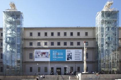Visita guiada al Museo Reina Sofía en Madrid