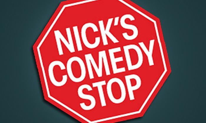Nick's Comedy Stop - Boston - Nick's Comedy Stop: Stand-Up Comedy at Nick's Comedy Stop
