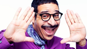 The Comedy Store - Main Room - on Sunset: Erik Griffin at The Comedy Store - Main Room - on Sunset