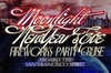 Moonlight New Years Eve Fireworks Party Cruise Aboard the San Franc...