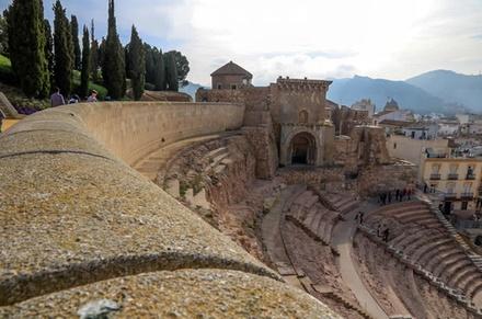 Exploración romana en Cartagena
