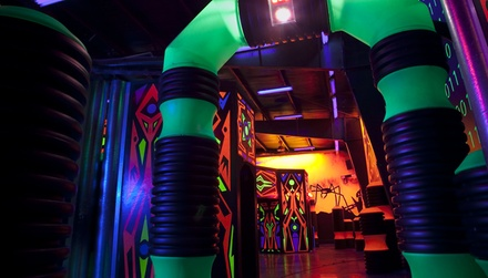 $15 For $30 Toward Laserdome Admission & More
