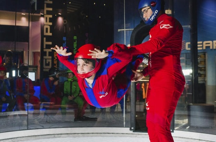 Fort Worth Indoor Skydiving Experience