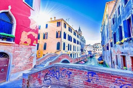 Deal Esperienze Groupon.it Tour a piedi di Venezia