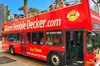 City Tour: Miami by Red Bus with Sightseeing Cruise