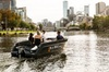 Melbourne: 3hr Skipper Yourself On Yarra River (No Licence Needed)