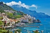 Viaggio privato di un giorno a Pompei e sulla Costiera Amalfitana d...