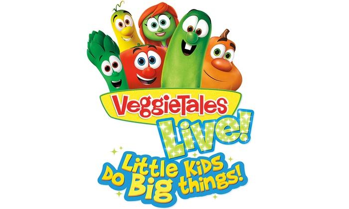 Balboa Theatre - Balboa Theatre: VeggieTales Live! Little Kids Do Big Things at Balboa Theatre