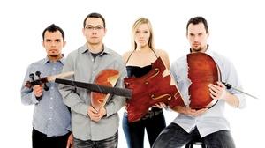 Winningstad Theatre : Cello Rockers Break of Reality at Winningstad Theatre