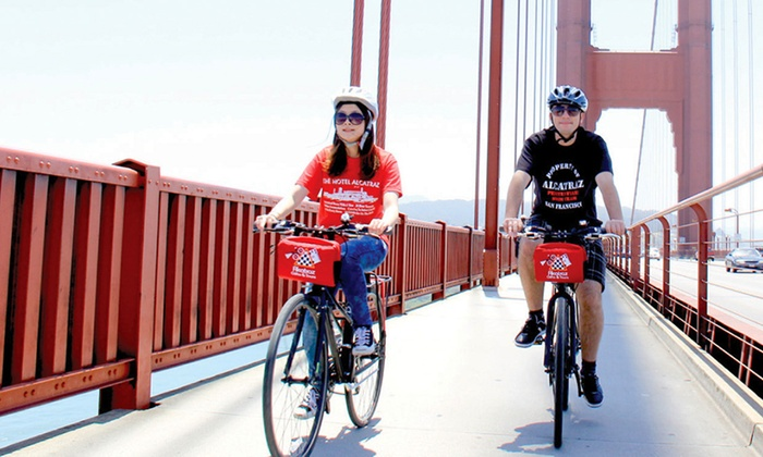 Alcatraz Bikes And Tours Up To 39 Off San Francisco