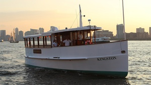 Yacht Kingston: City Lights Cruise on the Kingston at Yacht Kingston
