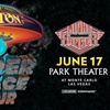 Boston: Hyper Space Tour at the Park Theater at the Monte Carlo Res...