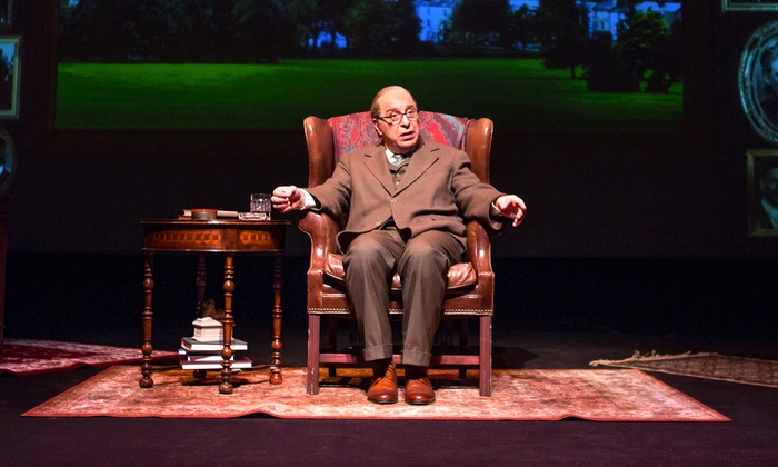 Lansburgh Theatre - Northwest Washington: C.S. Lewis Onstage: The Most Reluctant Convert at Lansburgh Theatre