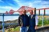 Edinburgh Luxury Private Tour with Scottish Driver