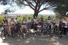 Recorrido en bicicleta por la ciudad de Madrid