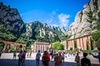 Excursión de un día a Montserrat y circuito de cava desde Barcelona